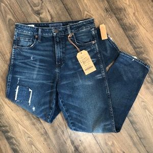 Lucky Brand The High Rose Tomboy Jeans